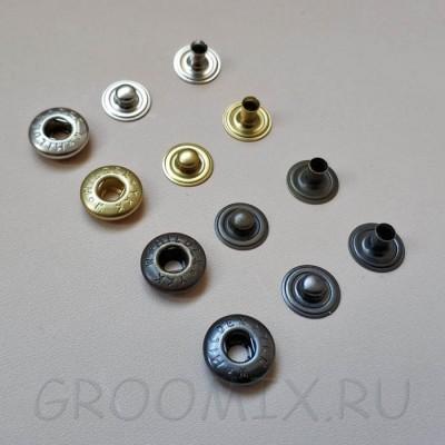 Кнопка Альфа YKK размер 10 мм