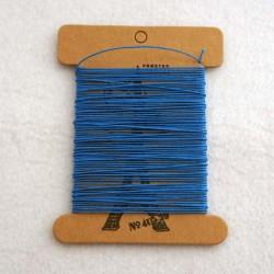 Нитки Lin Cable  голубые 10 метров