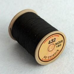 Нитки Lin Cable черные