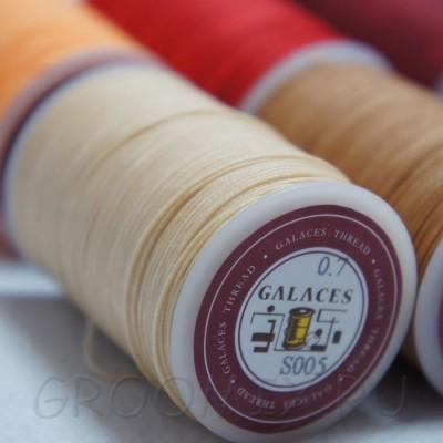 Нитки Galaces ПЛЕТЕНЫЕ 0,7 мм