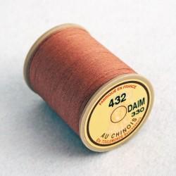 Нитки Lin Cable светлокоричневые