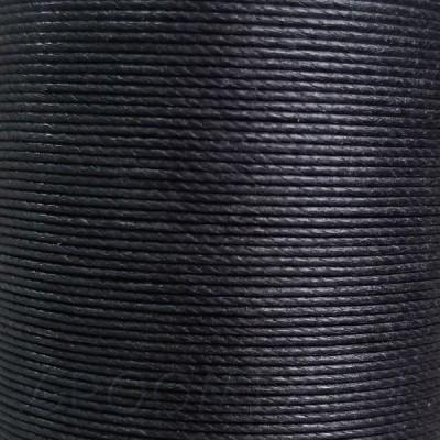 Нитки льняные MeiSi Super Fine MS001 (Black)