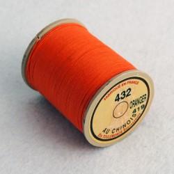 Нитки Lin Cable  оранж