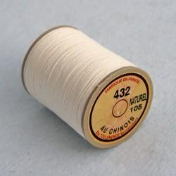 Нитки Lin Cable молочные