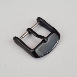 Часовая бакля (Арт. 011) - цвет Черный глянец
