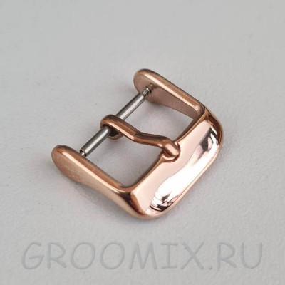 Часовая бакля (Арт. 012) - цвет Розовое золото