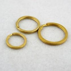 Заводное кольцо из латуни