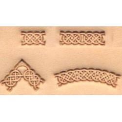 Набор штампов Кельтский узор