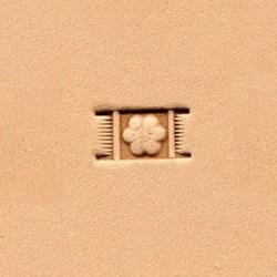 Штамп basketweave X598 Ivan LeatherCraft