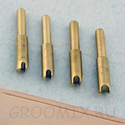 Комплект насадок для биговки Тип-4