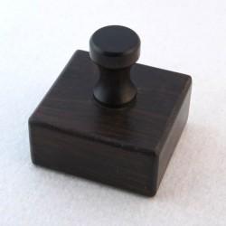 """Сликер """"Куб"""" из эбена"""
