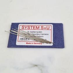 Иглы притупленные SYSTEM S+U 5 шт