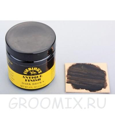 Antique finish - Dark Brown (темно коричневый)