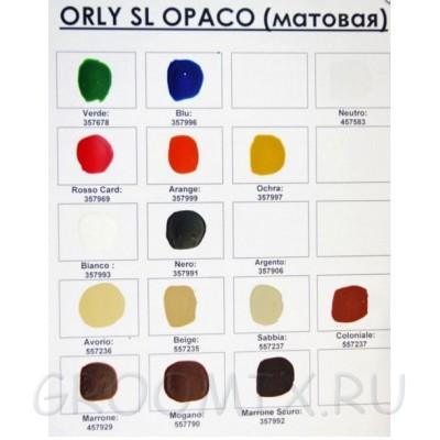 Краска для уреза KendaFarben Orly SL OPACO матовая 100 гр