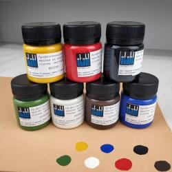 Краска для уреза матовая Stahl 50 мг
