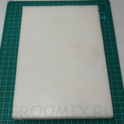 Подложка полимерная толщ 15 мм, 250х150 мм